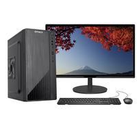 """Computador Completo Fácil Intel Core I5 9400f (nona Geração) 8gb Ddr4 Geforce Nvidia Ssd 240gb Monitor 21.5"""" Hdmi Led"""