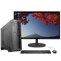 """Computador Fácil Slim Premium Completo Intel Core I5 9400F Nona Geração, 8GB DDR4, SSD 120GB, Monitor 21.5"""" Led, HDMI"""