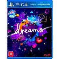 Jogo Ps4 Dreams - Sony