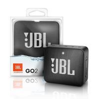 Caixa De Som Jbl Go 2 Bluetooth Preto 3w  Rms Jbl