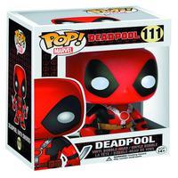 Boneco Funko Pop Marvel Deadpool 111