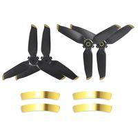Kit De Hélices Para Drone Dji Fpv - Sunnylife Cor Dourado