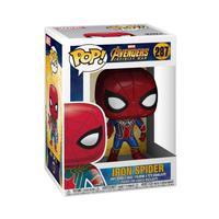 Boneco Funko Pop Marvel Infinity War Iron Spider  287