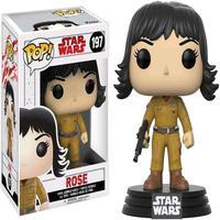 Boneco Funko Pop Star Wars 8 Rose 197
