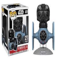 Boneco Funko Pop Star Wars Tie Fighter Pilot 221