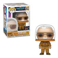 Boneco Funko Pop Marvel Stan Lee Cameo Astronaut 519