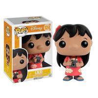 Boneco Funko Pop Disney Lilo Stitch - Lilo 124