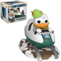 Boneco Funko Pop Disney Matterhorn Bobsleds Attraction (and Donald Duck) 88