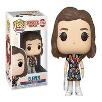 Boneco Funko Pop Stranger Things Eleven Mall Outfit 802