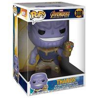 Boneco Funko Pop Marvel Infinity War  *super Sized 10*  Thanos 308