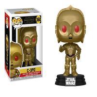 Boneco Funko Pop Star Wars Rise Of Skywalker C-3po 360