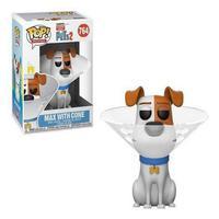 Boneco Funko Pop Pets Max With Cone 764