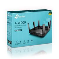 Roteador Wireless Gigabit Tri Band 1625mbps Archer Ac4000 Tp-link