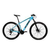 Bicicleta Alumínio Aro 29 Ksw Shimano Tz 24 Vel Ltx Krw20 - 15.5'' - Azul/preto