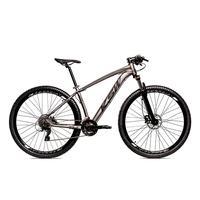 Bicicleta Alum 29 Ksw Shimano 27v A Disco Hidráulica Krw14 - 21'' - Grafite/preto Fosco