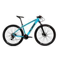 Bicicleta Alumínio Aro 29 Ksw 24 Velocidades Freio Hidráulico Krw17 - 21'' - Azul/preto