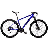 Bicicleta Aro 29 Dropp Z1x 21v Shimano, Susp E Freio A Disco - Azul/preto - 19