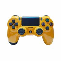 Controle Playstation 4, Dualshock 4, Competitivo, Dark Yellow