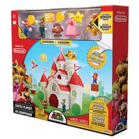 Super Mario - Deluxe Mushroom Kingdom Castle