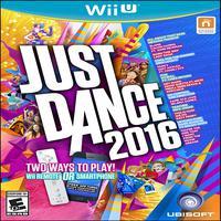 Just Dance 2016 - Wiiu