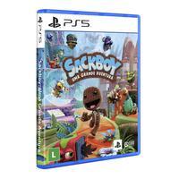Sackboy Uma Grande Aventura - Ps5