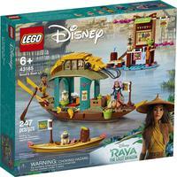Lego Disney O Barco De Boun 247 Peças - 43185