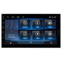 Multimídia Universal Tela 7´´ Android 9.0 Gps Câmera De Ré E Frontal Sem Tv 2gb Aikon