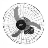 Ventilador De Parede Oscilante 60 Cm Bivolt Zincado