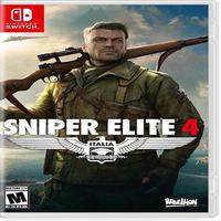 Sniper Elite 4 - Switch