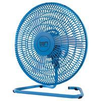 Ventilador Médio Vanna Oscilante 110v Azul