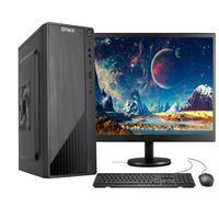 """Computador Completo Fácil Intel Core I5 3ª Geração 8gb Ssd 480gb Monitor 19"""" Hdmi Led Teclado E Mouse"""