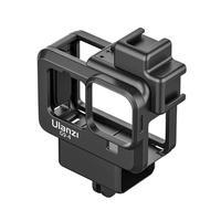 Suporte Frame Para Gopro Hero 9 e Hero 10 Black Em Plástico - Ulanzi