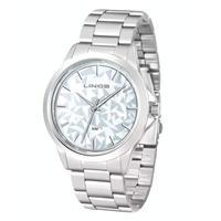 Relógio Lince Feminino Ref: Lrmj072l S1sx Fashion Prateado