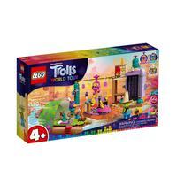 Lego Trolls World Tour - Aventura De Jangada No Pântano Isolado - 41253