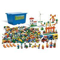 Lego Education Kit Escolar Playset Conjunto Sociedade 9389
