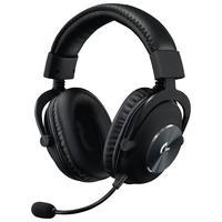 Headset Gamer Logitech G Pro, Stereo Drivers, 50Mm, Preto - 981-000811
