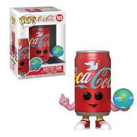 Boneco Funko Pop Coca-cola Hilltop 50th 105