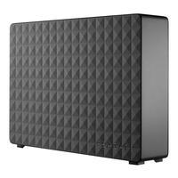 HD Externo Seagate Expansion, 6TB, USB 3.0, Preto - STEB6000403