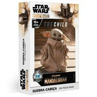 Quebra Cabeça 500 Peças Star Wars The Mandalorian The Child
