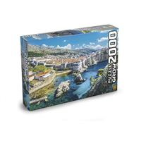 Quebra Cabeça 2000peças Dubrovnik