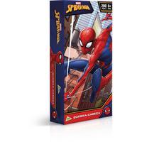 Quebra Cabeça Cartonado Spider-man 200 Peças