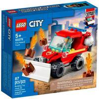 Lego City - Jipe De Assistência Dos Bombeiros - 60279