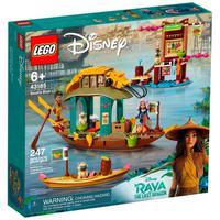 Lego Disney - O Barco De Boun - 43185