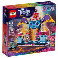 Lego Trolls - World Tour - Concerto Vulcão Rock City - 41254