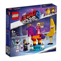 Lego The Movie - Apresentando A Rainha Watevra Wanabi - 70824