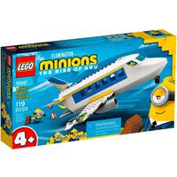 Lego Minions - Piloto Minion Recebendo Treinamento - 75547