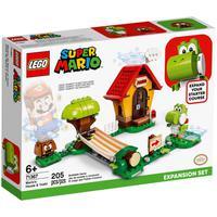 Lego Super Mario - Casa De Mario E Yosh - Pacote De Expansão - 71367