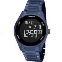 Relógio Champion Unissex Digital Ch40231a - Azul