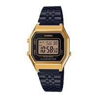Relógio Unissex Casio Digital La680wegb-1adf - Dourado