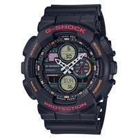 Relógio Masculino Casio G-shock Ga-140-1a4dr - Preto